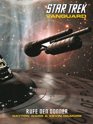cover image of Star Trek--Vanguard 2